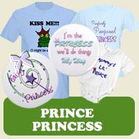 Prince & Princess : Tees, Gifts & Apparel
