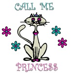 Call Me Princess, Mommy Does Shirts