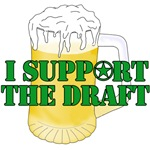 I support the draft