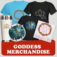 Goddess: Tees, Gifts & Apparel
