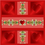 Hearts, Love and Valentines