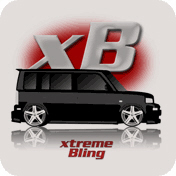 Scion xB:xtreme Bling