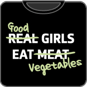 Good Girls Eat Vegetables