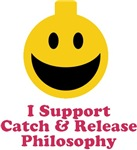 Support Catch & Release