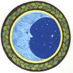 Grandmother's Moon
