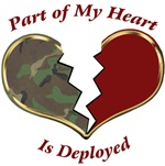 Part of My Heart Is Deployed