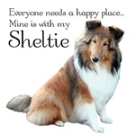 Happy Place Sheltie