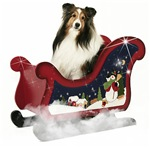 Magic Sleigh Sheltie
