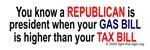 More Anti-Bush bumper stickers