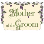 Mother of the Groom Vineyard T-Shirts