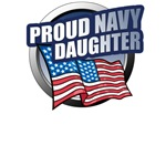 Navy Daughter T-Shirts