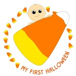 Baby's First Halloween T-Shirts