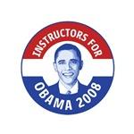 Instructors for Obama