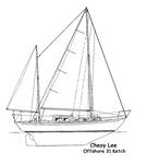 Offshore 31 Ketch & Sloop
