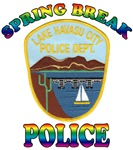 Spring Break Havasu Police
