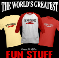 The World's Greatest Fun Stuff