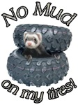 No Mud on my tires!