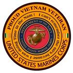 Proud Vietnam War Veteran