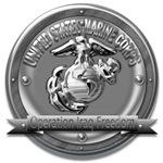 All Metal Marine Logo