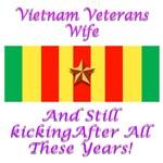 Vietnam Veterans Wife