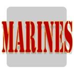 Marine Relative Custom Gifts
