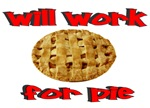 Will Work for Pie
