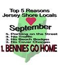 Bennies Go Home