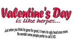 Valentine's Day is Like Herpes