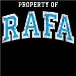 Property of Rafa