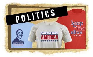 POLITICAL gear