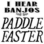 I Hear Banjos
