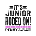 It's Junior Rodeo On