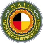 Native American Indigenous Church Logo Stuff
