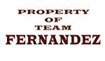 Property of team Fernandez