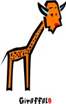 Orange Girrafalo