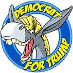 Democrat For Trump