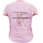<b>Love a Deaf Dog Today!</b>