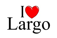 I Love (Heart) Largo, Florida