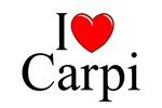 I Love (Heart) Carpi, Italy