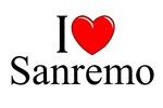 I Love (Heart) Sanremo, Italy