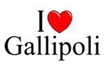 I Love (Heart) Gallipoli, Italy