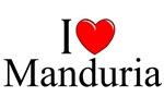 I Love (Heart) Manduria, Italy