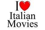 I Love (Heart) Italian Movies