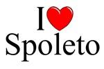 I Love (Heart) Spoleto, Italy