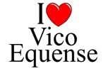 I Love (Heart) Vico Equense, Italy