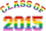 Class Of 2015 Rainbow