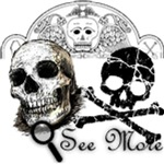Skulls & Skeletons T-shirts & Gifts