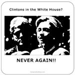 No Clintons in the W.H.