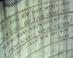 Isiah: No More War