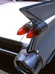 Cars: Classic  Caddy Tail Fin